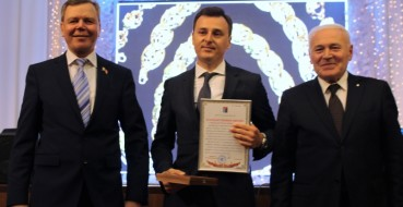 Награду за вклад в сферу экологической безопасности Колымы получила компания «Биосервис»